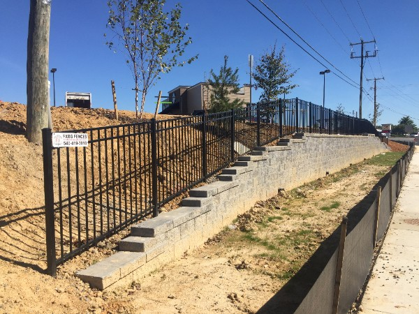Fxbg Fences Commercial Services Fredericksburg Stafford